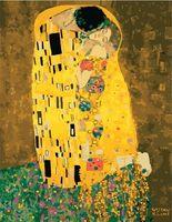 "Картина по номерам ""Поцелуй. Густав Климт"" (500х650 мм)"