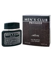"Парфюмерная вода для мужчин ""Men's Club Privilege"" (90 мл)"