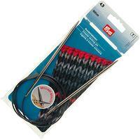 Спицы круговые для вязания (латунь; 4,5 мм; 100 см)