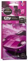 "Ароматизатор для автомобиля ""City Card"" (bubble gum)"