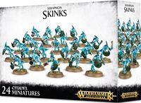 Warhammer Age of Sigmar. Seraphon. Skinks (88-07)