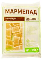 """Мармелад """"С корицей без сахара"""" (300 г)"""