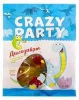 "Мармелад ""Crazy Party. Динозавры"" (70 г)"