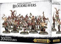Warhammer Age of Sigmar. Khorne Bloodbound. Bloodreavers (83-29)