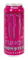 "Напиток газированный ""Monster Energy. Punch Mixxd"" (500 мл)"