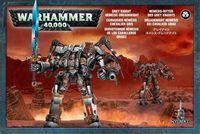 "Набор миниатюр ""Warhammer 40.000. Grey Knights Nemesis Dreadknight"" (57-10)"