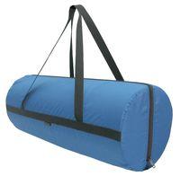 Чехол для коврика с ручками (61х22 см; синий)