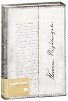 """Записная книжка Paperblanks """"Флоренс Найтингейл. Письмо о вдохновении"""" в линейку (формат: 180*230 мм, ультра)"""
