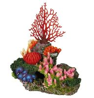 """Декорация для аквариума с воздухоотводом """"Коралловый риф"""" (29 см)"""