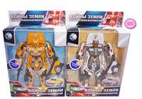 """Робот-трансформер """"Воин Земли"""" (со звуковыми и световыми эффектами; арт. 773424R-899-3)"""