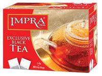"""Чай черный """"Impra"""" (80 пакетиков)"""