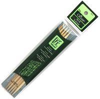 Спицы для вязания (бамбук; 5 мм; 20 см)