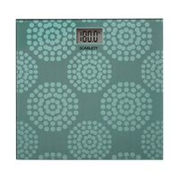 Напольные весы Scarlett SC-BS33E073 (зеленые)