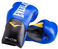 "Перчатки боксёрские ""Elite ProStyle"" (16 унций; синие)"