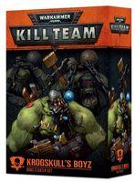Warhammer 40.000. Kill Team. Orks. Krogskull's Boys. Starter Set (102-22-60)