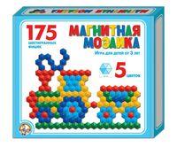 Мозаика магнитная (175 элементов)
