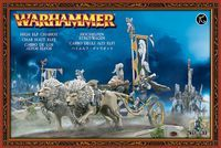 "Набор миниатюр ""Warhammer FB. High Elf Chariot"" (87-07)"