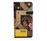 """Алфавитная книга Paperblanks """"Филигранный цветочный рисунок. Чёрное дерево"""" (формат: 95*180 мм, слим)"""