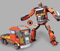 """Конструктор """"Робот-трансформер"""" (241 деталь; арт. TS30101A-01)"""