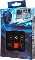 """Набор кубиков """"Batman Miniature Game"""" (6 шт.; черный)"""