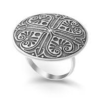 """Кольцо """"Сибель"""" (р-р 17; арт. b6213090)"""