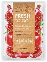 "Тканевая маска для лица ""Fresh To Go Pomegranat Mask Sheet"" (25 г)"