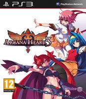 Arcana Heart 3. Love max (PS3)