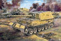 """САУ """"Sd.Kfz.184 Ferdinand"""" (масштаб: 1/72)"""