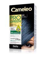 """Краска для волос """"Cameleo Pro Green"""" (тон: 2.0, сине-черный)"""