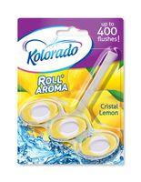 """Освежитель для унитаза """"Kolorado Roll'Aroma. Cristal Lemon"""" (51 г)"""