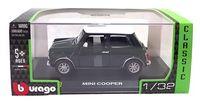 """Модель машины """"Bburago. Mini Cooper"""" (масштаб: 1/32)"""