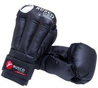 Перчатки для рукопашного боя (6 унций; черные)