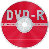 Диск DVD-R 4.7Gb 16X Data Standard Bulk 50