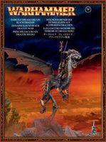 "Миниатюра ""Warhammer FB. Dark Elf Dreadlord on Black Dragon"" (85-09)"