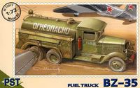 Топливозаправщик БЗ-35 (масштаб: 1/72)