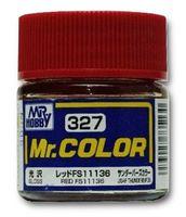 Краска Mr. Color (red, C327)