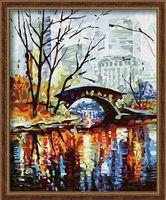 "Картина по номерам ""Осень"" (400х500 мм)"