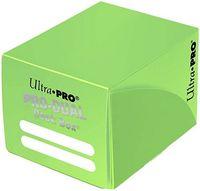 "Коробочка для карт ""PRO Dual Small"" (120 карт; зеленая)"