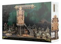 Warhammer Age of Sigmar. Flesh-Eater Courts Charnel Throne (91-38)