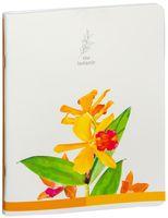 """Тетрадь в клетку """"The Botanic"""" (96 листов)"""