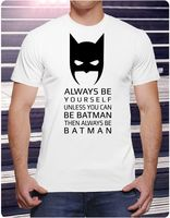 "Футболка мужская ""Бэтмен"" (размер 46; art. 1)"