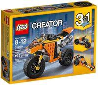 """LEGO Creator """"Оранжевый мотоцикл"""""""