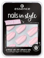 "Накладные ногти ""Nails in Style 08. Glazed Nudes"" (12 шт.)"