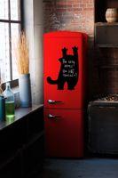 """Магнитно-грифельная доска на холодильник """"Котик №2"""""""