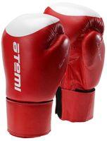 Перчатки боксёрские LTB19009 (10 унций; красно-белые/мишень)