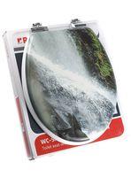 """Сиденье для унитаза """"Waterfall"""" (420х380 мм)"""