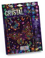 "Аппликация из страз ""Crystal Mosaic. Бабочки"""