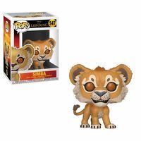 """Фигурка """"The Lion King (Live Action). Simba"""""""