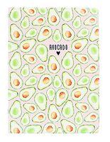"""Обложка на паспорт """"Avocado"""""""