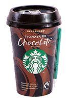 """Напиток молочный """"Starbucks. Signature Chocolate"""" (220 мл; 1,9%)"""